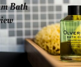 Olverum Bath Oil Review TheFuss.co.uk