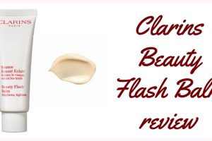 Clarins Beauty Flash Balm Review TheFuss.co.uk