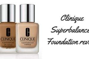 Clinique Superbalanced Foundation Review TheFuss.co.uk