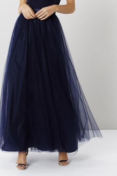 Coast Tulle Maxi Skirt