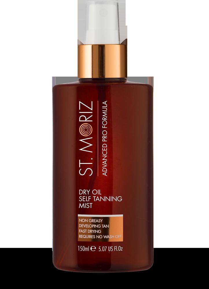 St Moriz Dry Oil Self Tanning Mist Review TheFuss.co.uk