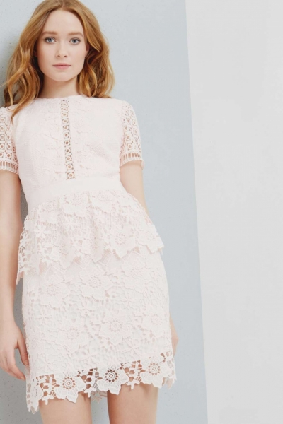Ted Baker Dixa Layered Lace Dress