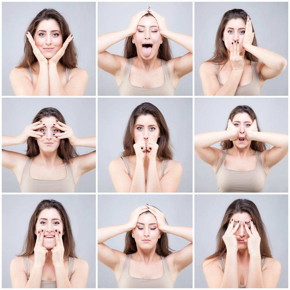 The benefits of face yoga TheFuss.co.uk