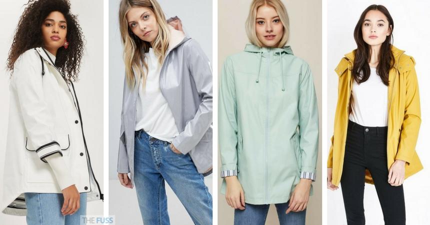 Stylish raincoats to see us through the British summer TheFuss.co.uk
