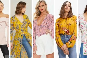Going Out Tops Perfect To Wear With Jeans