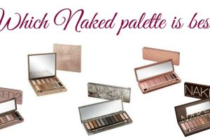 Which Naked Palette Is Best? TheFuss.co.uk