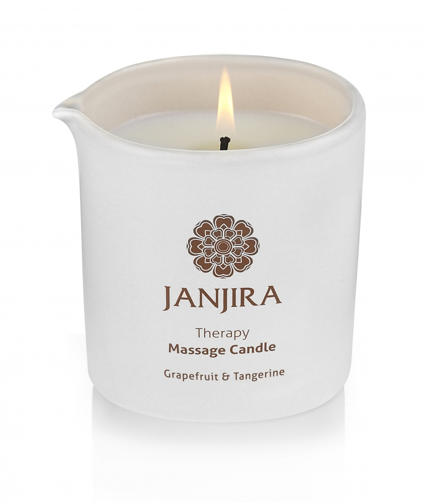 Janjira Therapy Massage Candle