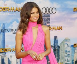 Zendaya Proves Shes Always One To Watch On The Red Carpet