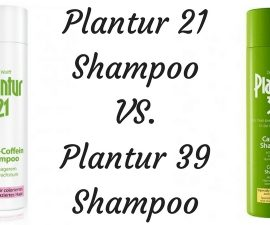 Plantur 21 Shampoo VS. Plantur 39 Shampoo TheFuss.co.uk