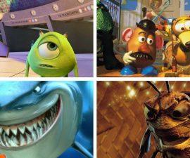 The best Pixar scene stealers TheFuss.co.uk