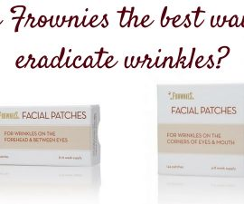 Are Frownies The Best Way To Eradicate Wrinkles? TheFuss.co.uk