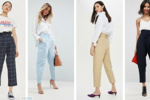 How to wear peg leg and tapered trousers TheFuss.co.uk