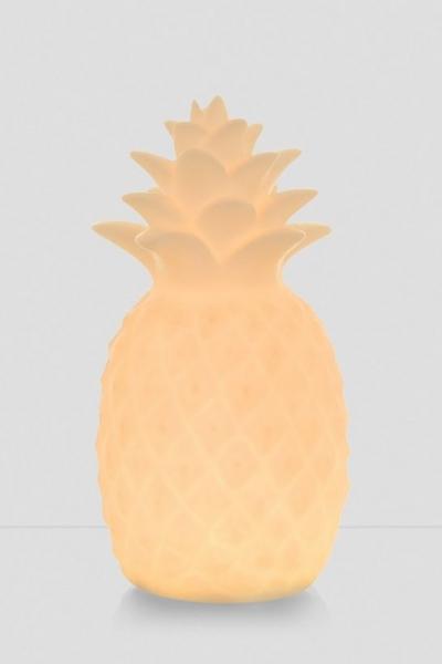 New Look White Pineapple Light