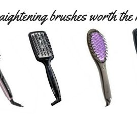 Are Straightening Brushes Worth The Money? TheFuss.co.uk