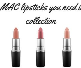 Nude MAC Lipsticks You Need In Your Collection TheFuss.co.uk