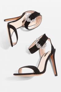 Topshop Regal Buckle Sandals