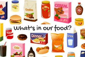 Do you know what's in the food you eat? TheFuss.co.uk