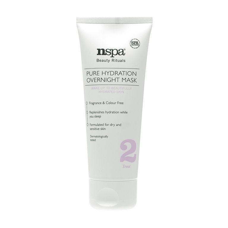 Nspa Pure Hydration Overnight Mask review TheFuss.co.uk