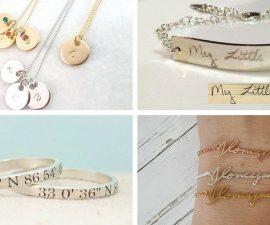 Personalised Gift Ideas under £40 TheFuss.co.uk