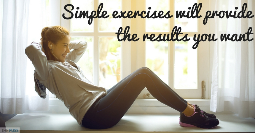 Keep your moves simple, because these can often be the most effective TheFuss.co.uk