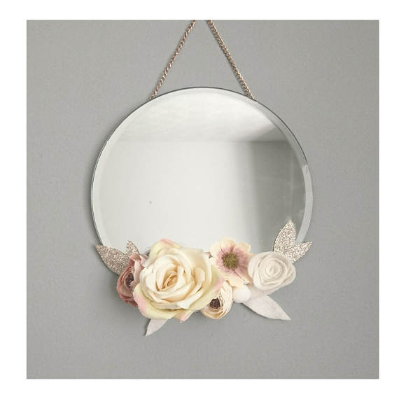 Mother Day Gift Boho Mirror