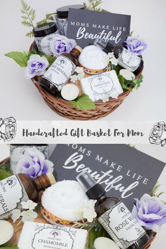 New Mother Gift Basket