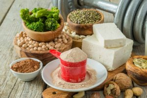 How To Build A Strong Body With A Plant Based Diet TheFuss.co.uk