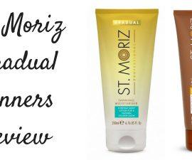 St Moriz Gradual Tanners Review TheFuss.co.uk