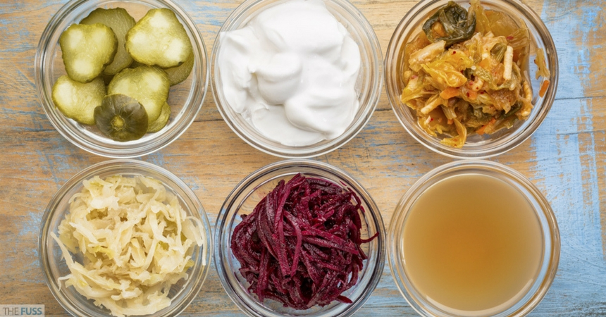 Foods To Eat For A Healthy Gut