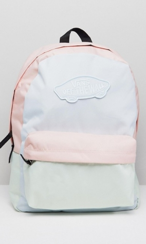 Vans Realm Colour Block Backpack