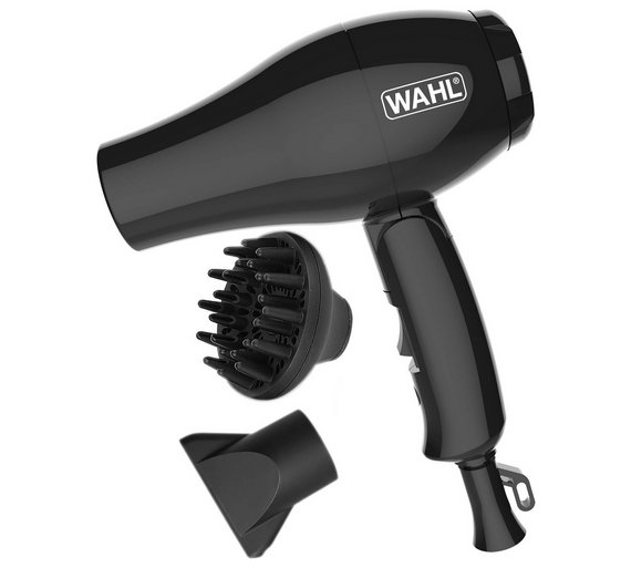 Wahl Travel Hairdryer And Diffuser