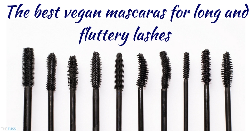 The best vegan mascaras for long and fluttery lashes