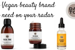 The Vegan Beauty Brand You Need On Your Radar - Daytox