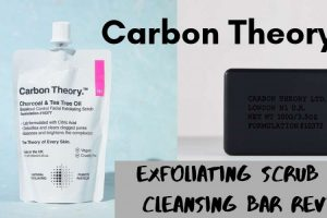 Carbon Theory scrub review